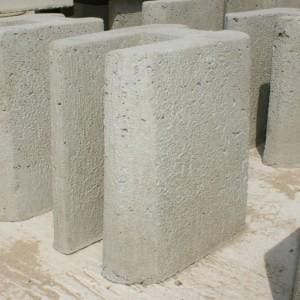 Pustak betonowy 02