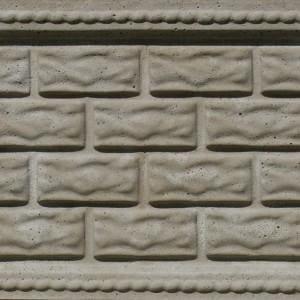 ozdobny płot z płyty betonowej 14